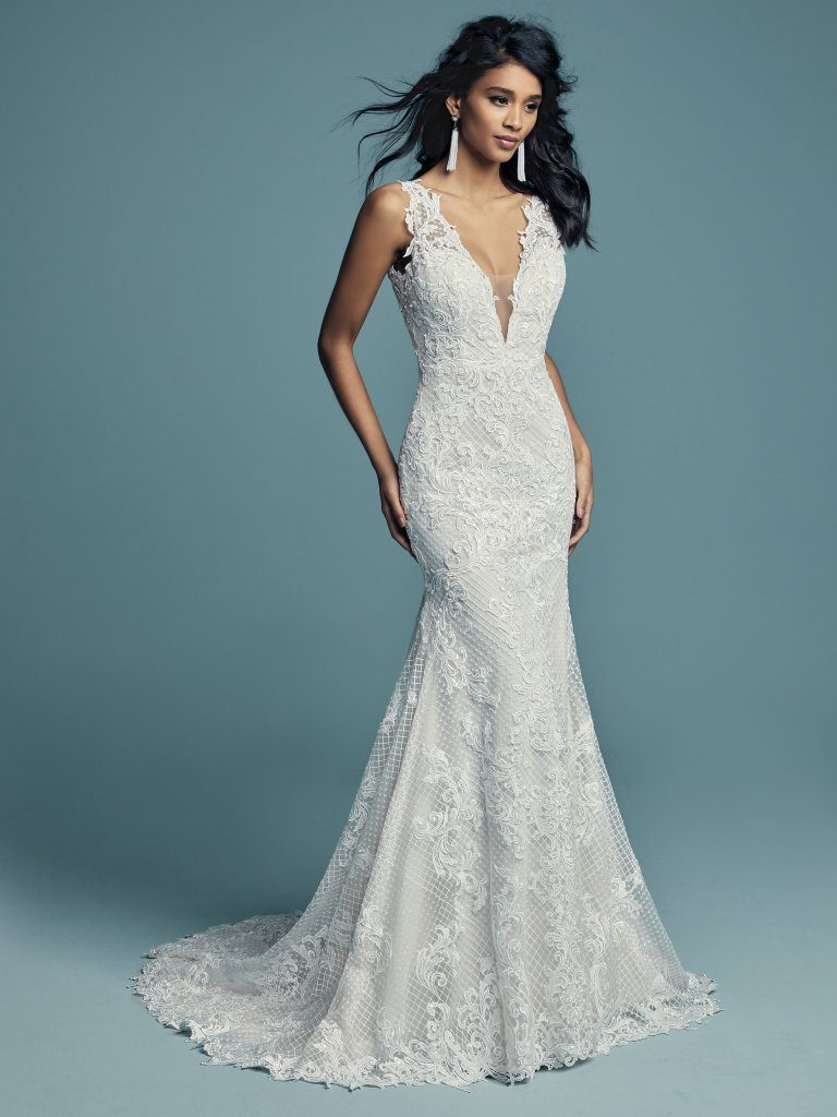 Speaking, would maggie sottero april wedding dress